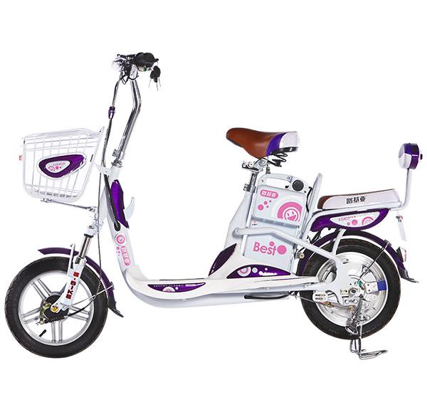 二、路基亚新款电动自行车--小龟王款型电动车图片-女式电动车 中