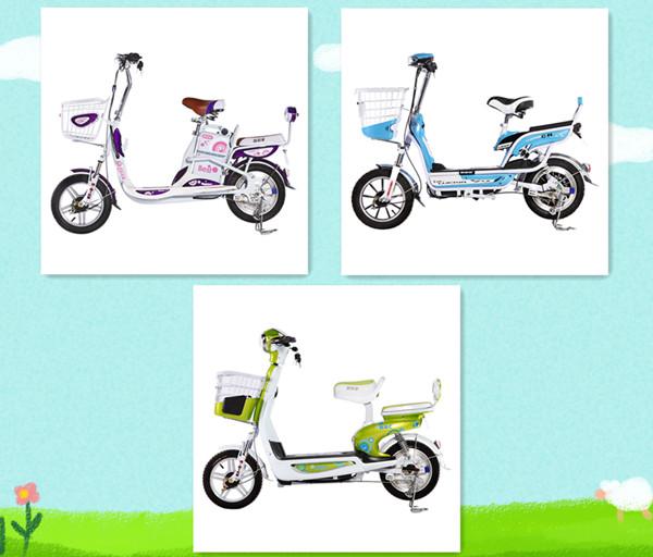 电动车自行车,时尚电动车