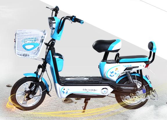 路基亚电动车低碳出行        路基亚鹰钻外观设计精致小巧,纯色质感